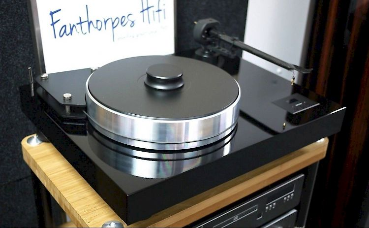 Thumbnail Image of Pro-ject Xtension 12 Turntable For sale at iDreamAV