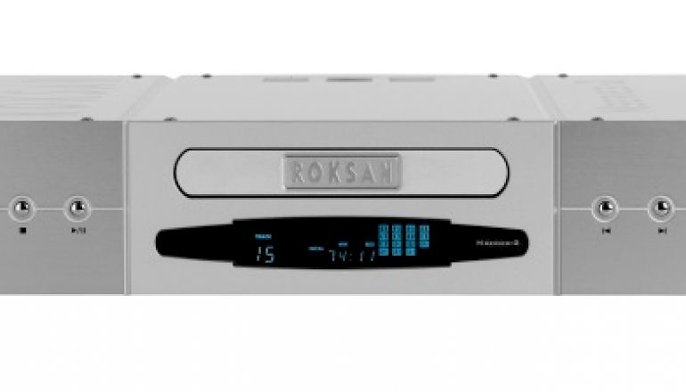 Image of   Roksan Caspian M2 CD Player  for sale