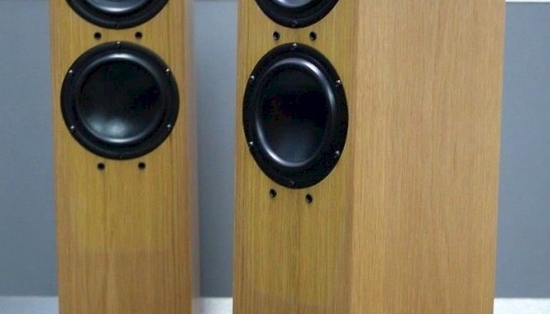 Image of Used  Spendor A5R Floorstanding Speakers  for sale