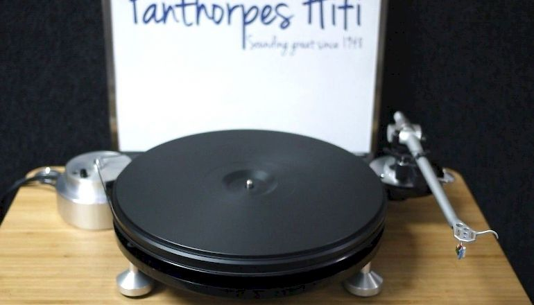 Image of Used  Michell TecnoDec Turntable  for sale