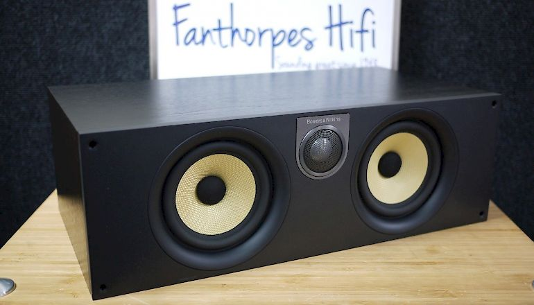 Image of Used  Bowers & Wilkins HTM62 S2 Centre Speaker  for sale