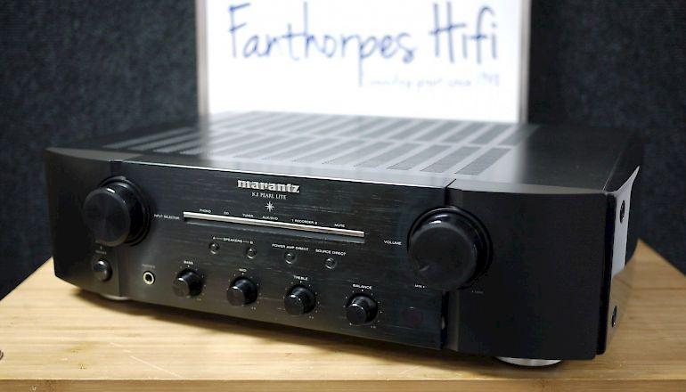Image of Used  Marantz PM KI Pearl Lite Integrated Amplifier  for sale