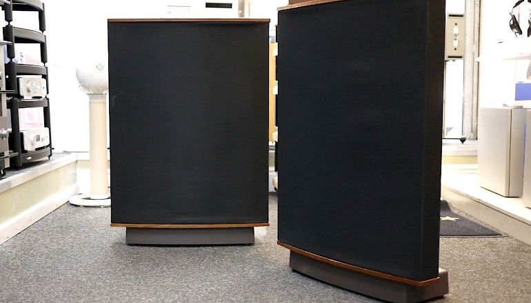 Image of Used  Quad ESL-63 Electrostatic Speakers  for sale