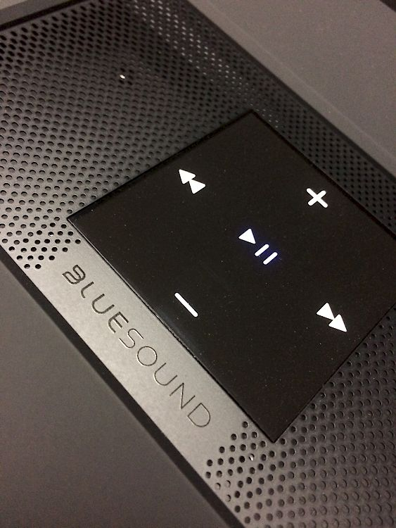 Thumbnail Image of Bluesound Node II For sale at iDreamAV