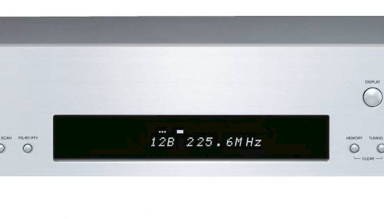 Image of Used  Onkyo T4030 DAB/FM Tuner Silver (Pre-Owned)  for sale