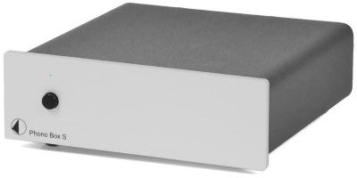 Thumbnail Image of Pro-ject Phono Box S Silver For sale at iDreamAV