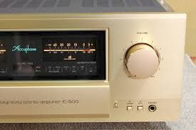 Thumbnail Image of Accuphase E-600 For sale at iDreamAV