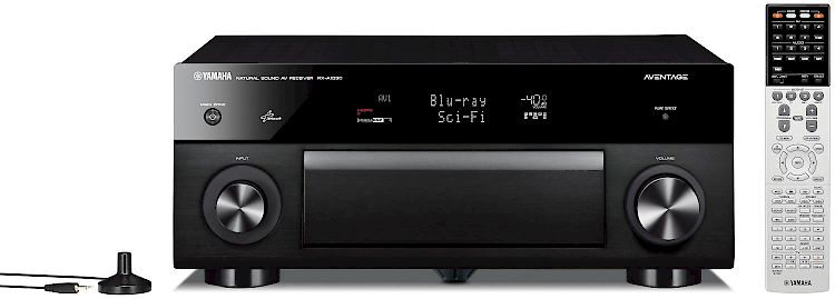 Thumbnail Image of Yamaha RXA1030 7.2 AV Amplifier Black (Pre-Owned) For sale at iDreamAV