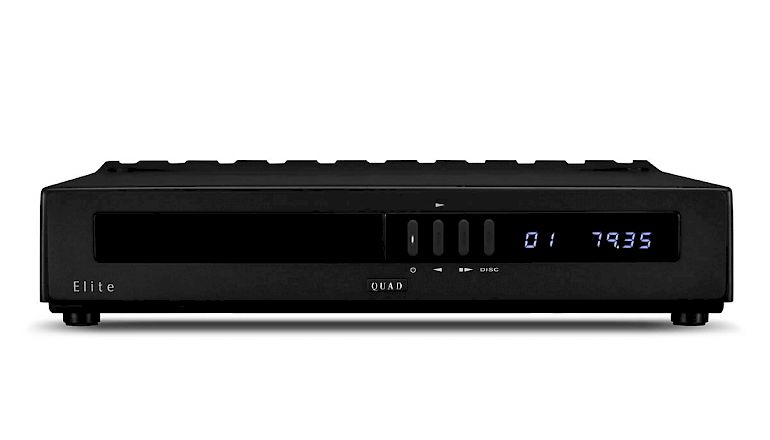 Image of   Quad Elite CDX CD Player Pre Amplifier  for sale