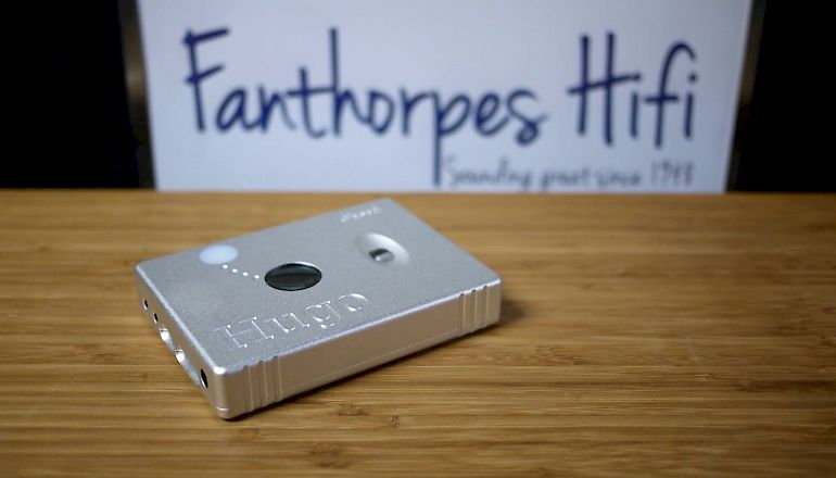 Image of Used  Chord Electronics Hugo Headphone Amplifier & DAC  for sale