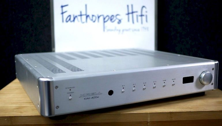 Image of Used  Krell KAV400Xi Integrated Amplifier  for sale