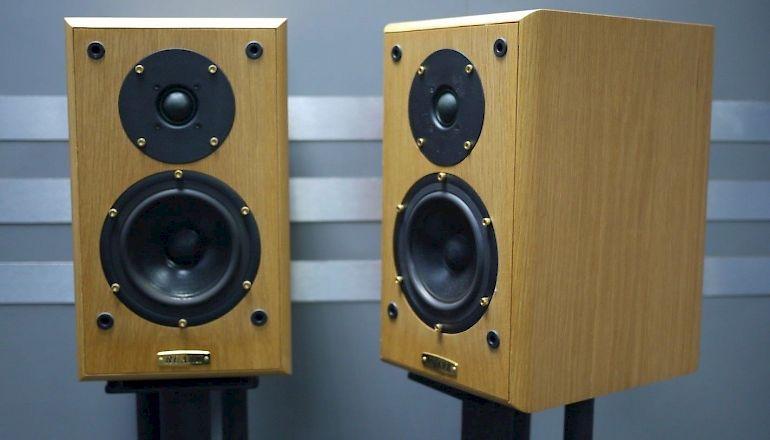 Image of Used  Ruark Sabre III Standmount Speakers  for sale