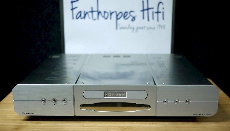 Image of Used  Roksan Caspian M2 CD Player  for sale