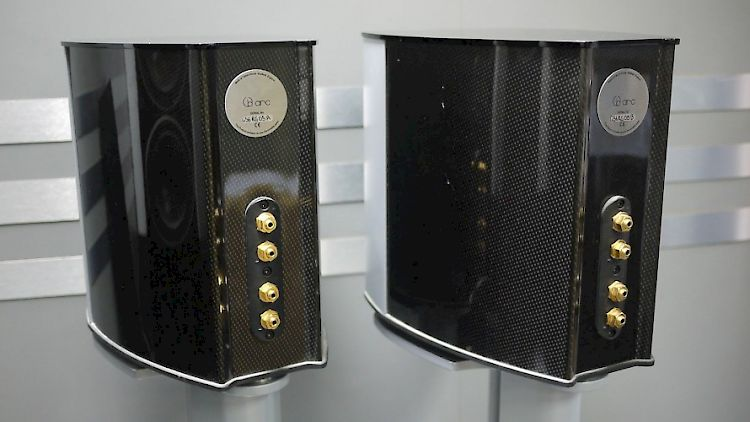 Image of Wilson Benesch ARC Standmount Speakers with Stands For sale at iDreamAV