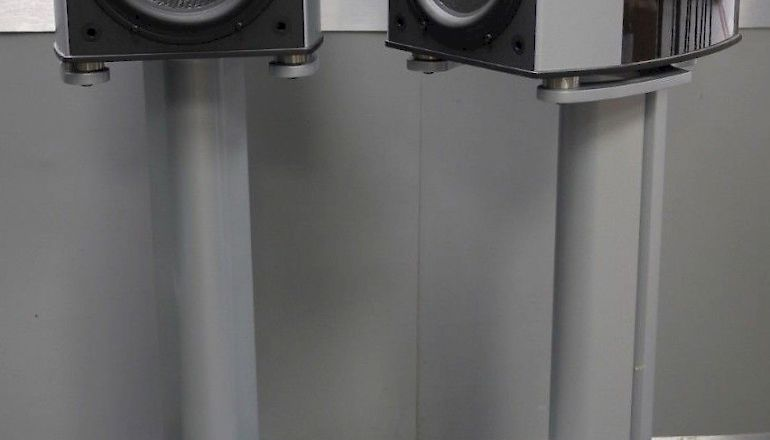Image of Used  Wilson Benesch ARC Standmount Speakers with Stands  for sale
