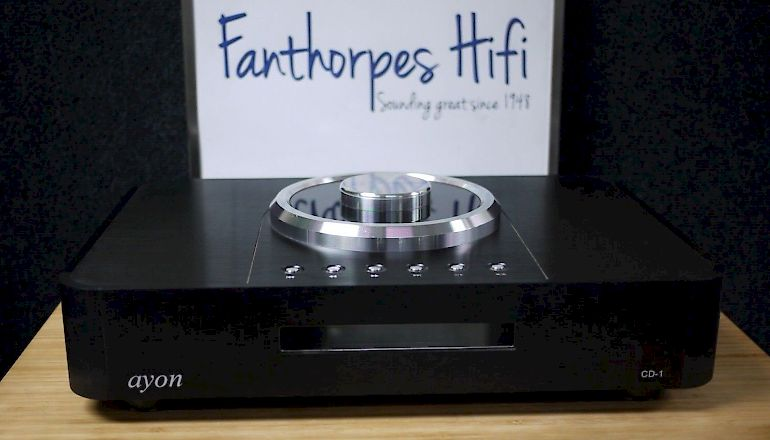 Image of Used  Ayon Audio CD1 CD Player  for sale