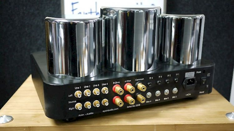 Image of Ayon Audio Spirit Integrated Valve Amplifier For sale at iDreamAV