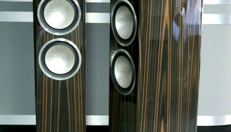 Image of Used  Monitor Audio GOLD GX300 Floorstanding Speakers  for sale