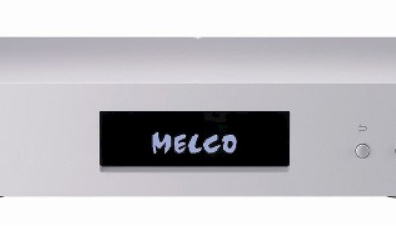 Image of Ex-demo  Melco N1A Audiophile Hard Drive  for sale