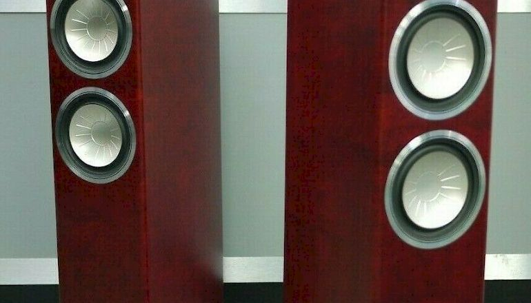 Image of Used  Monitor Audio Gold GX200 Floorstanding Speakers  for sale