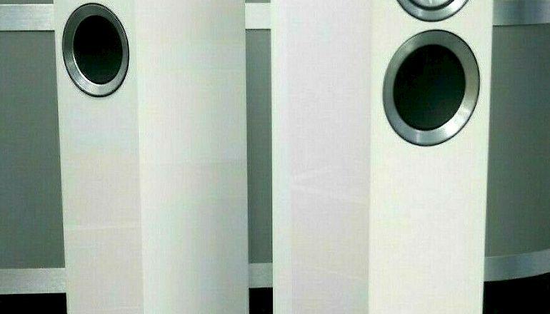 Image of Used  KEF R500 Floorstanding Speakers  for sale