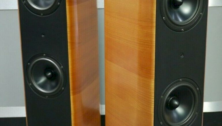 Image of Used  Opera Seconda Mk1 Floorstanding Speakers  for sale