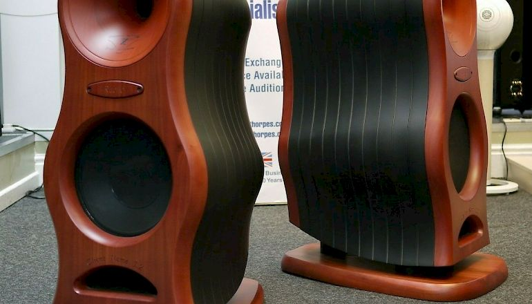 Image of Used  Zingali Client Name 1.2 Floorstanding Speakers  for sale