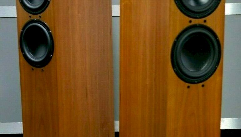 Image of Used  Spendor D7 Floostanding Speakers  for sale
