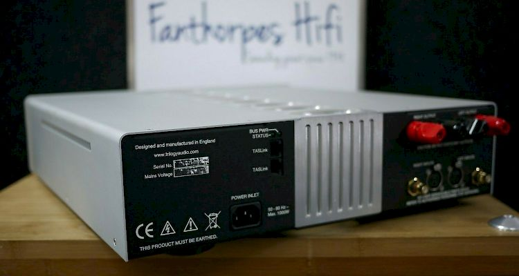 Image of Trilogy 990 Hybrid Stereo Power Amplifier For sale at iDreamAV