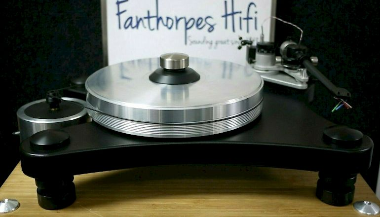 Image of Used  VPI Prime Turntable with Memorial tonearm  for sale