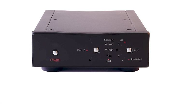 Image of Used  Rega DAC-R Black (Pre-Owned)  for sale
