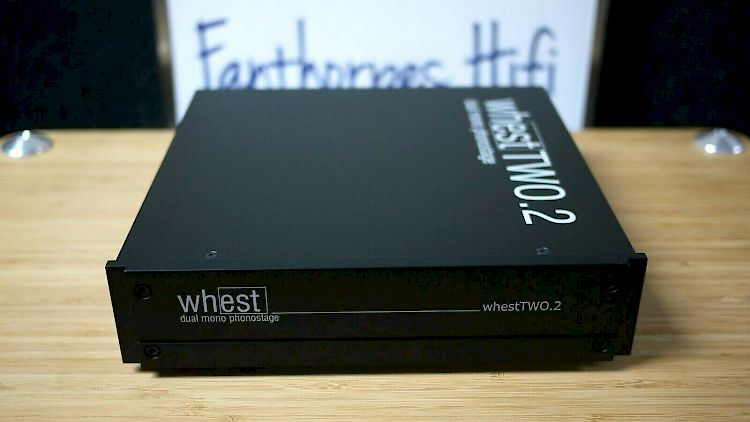 Thumbnail Image of Whest Audio Whest TWO.2 Phono Stage For sale at iDreamAV