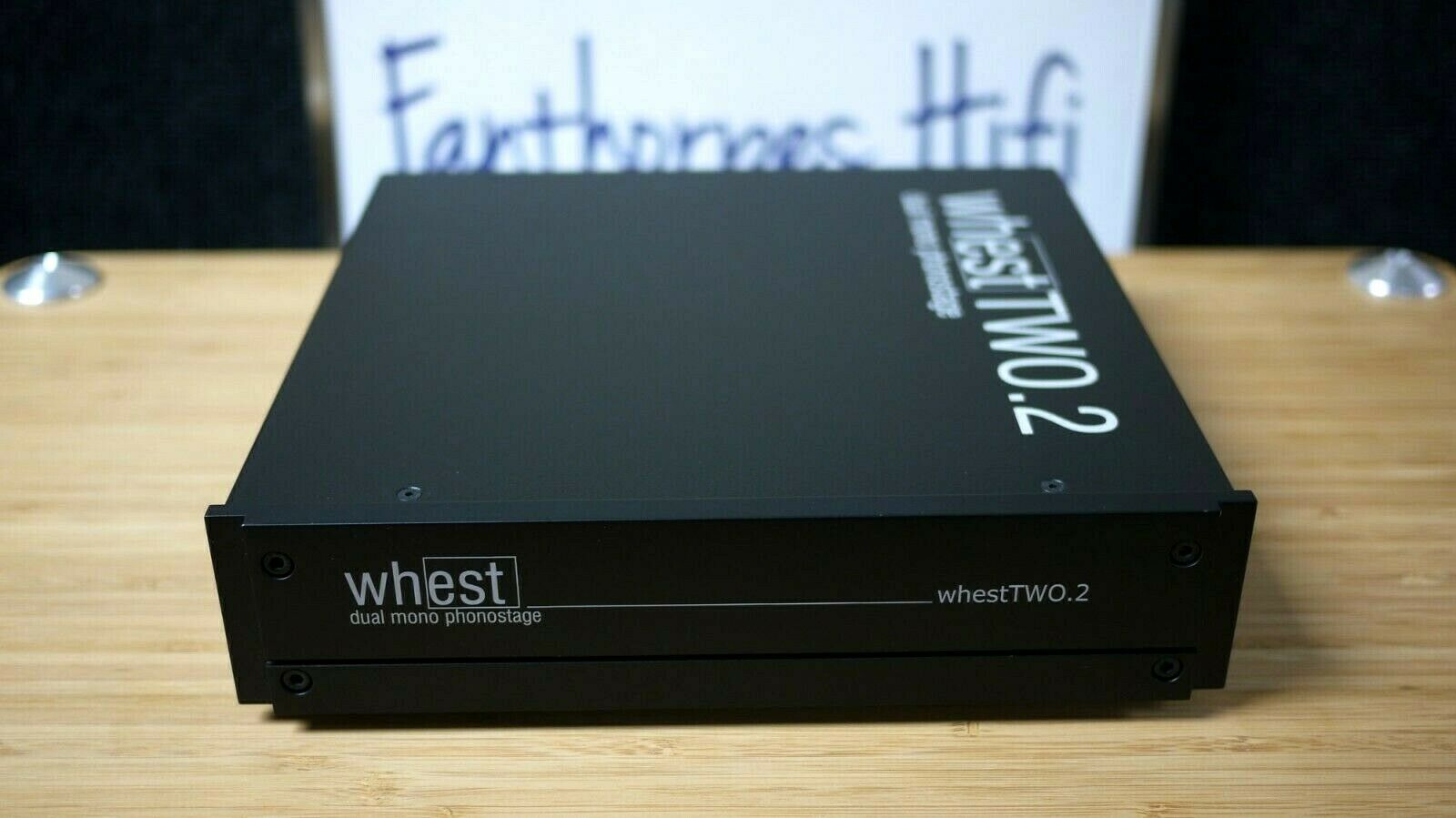 Picture of Whest Audio Whest TWO.2 Phono Stage