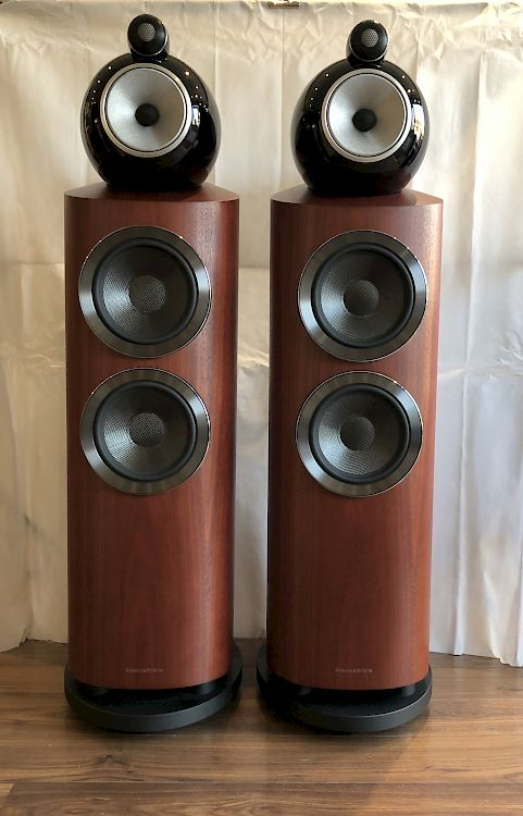 Thumbnail Image of Bowers & Wilkins Bowers & Wilkins 803 D3. Open Box. POA For sale at iDreamAV