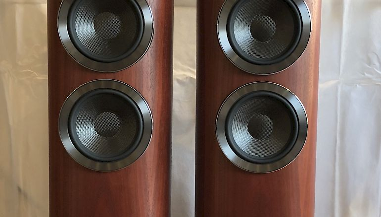Image of Ex-demo  Bowers & Wilkins 803 D3. Open Box.  for sale