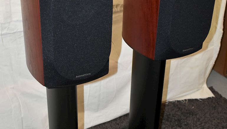 Image of Used  Bowers & Wilkins B&W 805 D3 Stand Mount Speakers  for sale
