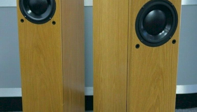 Image of Used  PMC OB1i Floorstanding Speakers  for sale