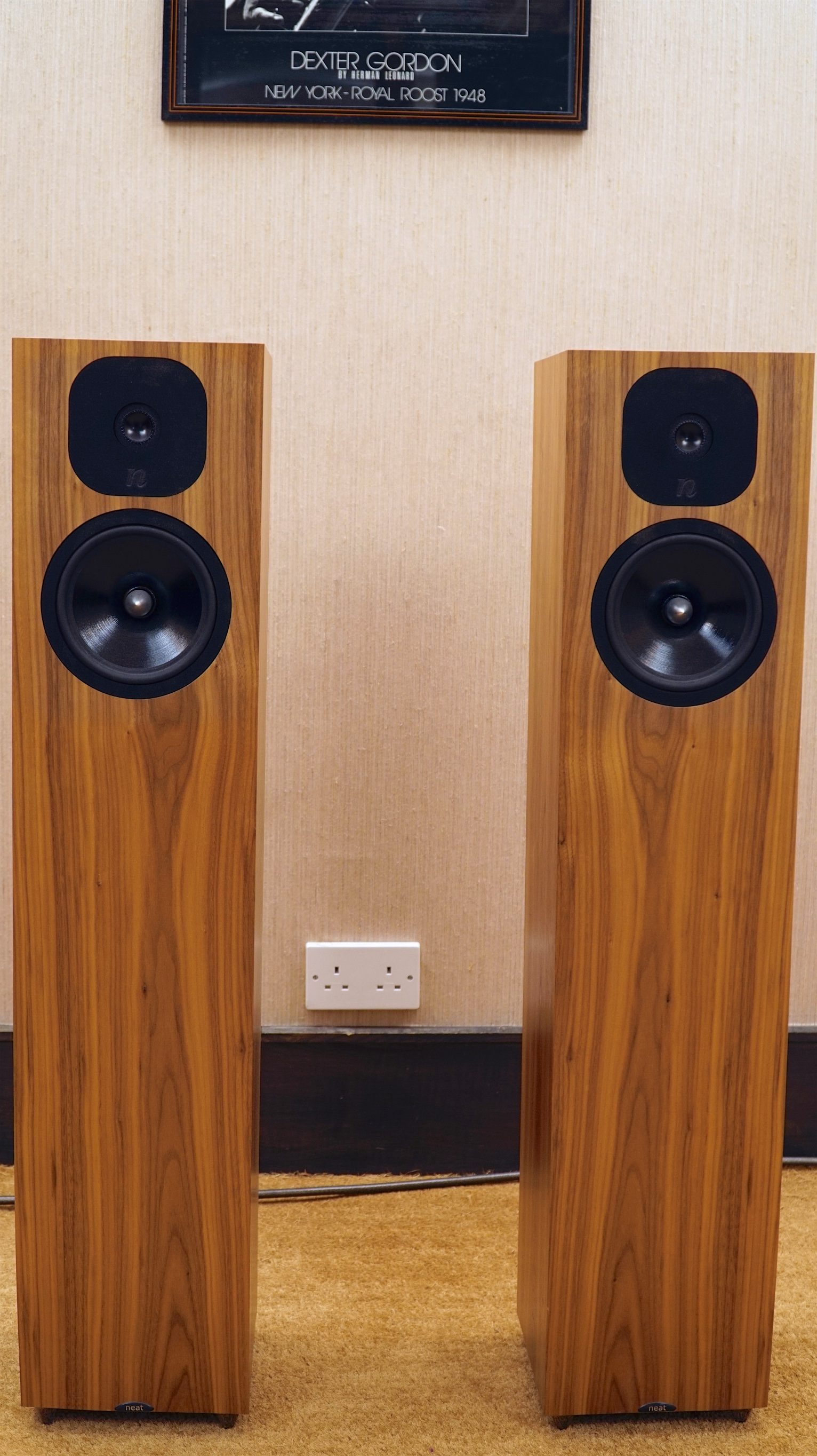 Picture of Neat Acoustics Momentum SX5i