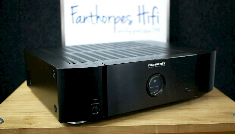 Image of Used  Marantz MM7025 2 Channel Power Amplifier  for sale