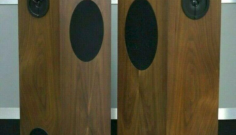 Image of Used  Rega RX Five Floorstanding Speakers  for sale