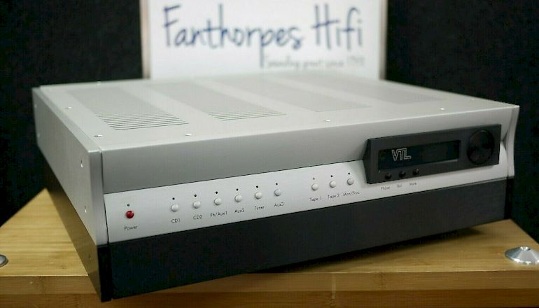 Image of Used  VTL TL6.5 Signature Pre-Amplifier  for sale