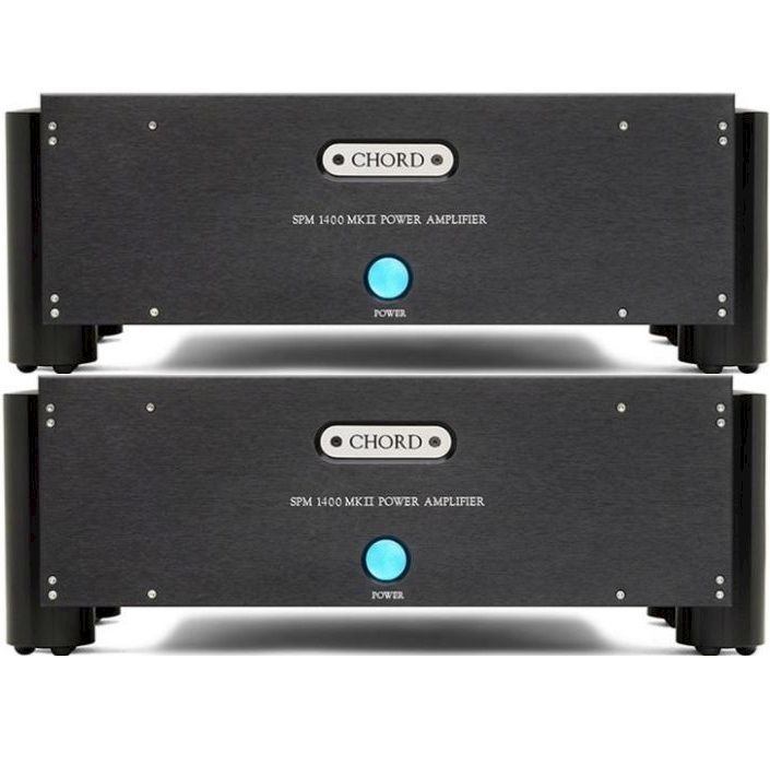 Thumbnail Image of Chord Electronics SPM 1400 MK II Mono Power Amplifiers - Pair For sale at iDreamAV