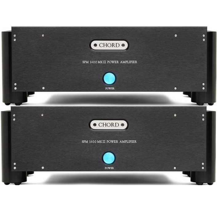 Picture of Chord Electronics SPM 1400 MK II Mono Power Amplifiers - Pair