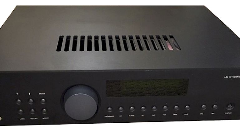 Image of Used  Arcam FMJ A32 Amplifier Black (Pre-Owned)  for sale