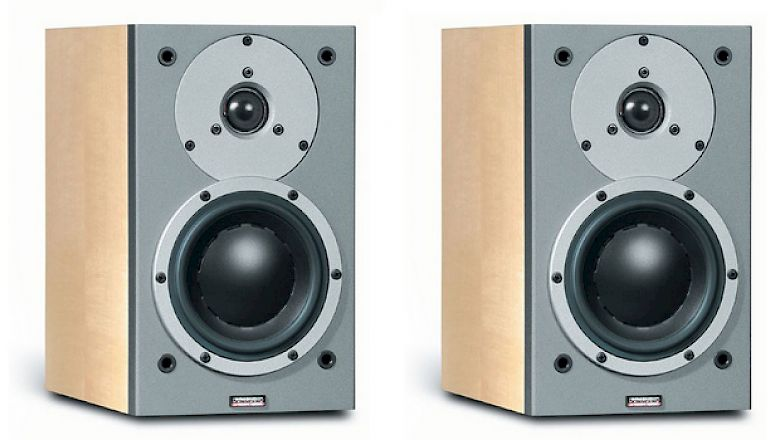 Image of Used  Dynaudio Audience 52se Bookshelf Speakers Maple (Pre-Owned)  for sale
