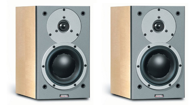 Picture of Dynaudio Audience 52se Bookshelf Speakers Maple (Pre-Owned)