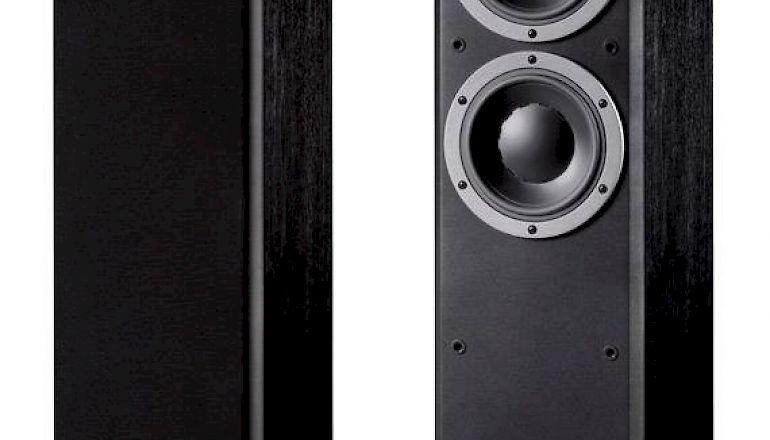 Image of Used  Dynaudio DM 3/7 Floorstanding Speakers Black (Pre-Owned)  for sale