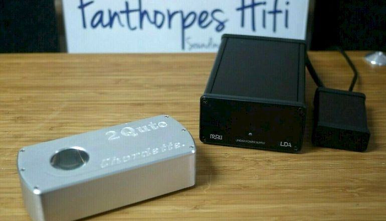 Image of Used  Chord Electronics 2QUTE DAC  for sale