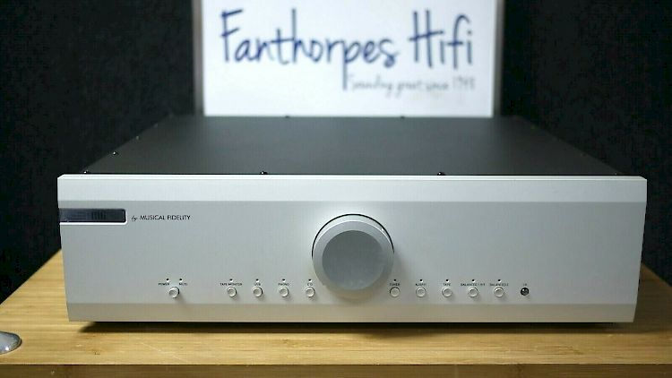 Thumbnail Image of Musical Fidelity M6 PRE Pre-Amplifier For sale at iDreamAV