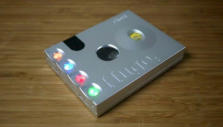 Image of Used  Chord Electronics Hugo 2 DAC  for sale
